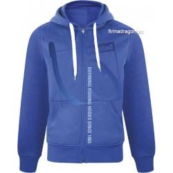 Mikina Mustad Pro Wear modrá