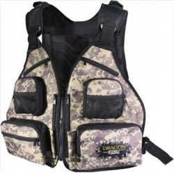 Vesta Dragon StreetFishing TechPack