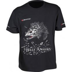 Tričko Dragon Hells Anglers Zubáč