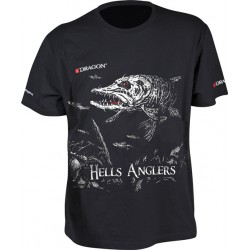 Tričko Dragon Hells Anglers Mix