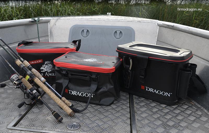c11b553ccc Nepremokavé tašky Dragon Hells Anglers